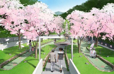 樹木葬様々な種類 1