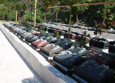 ハピネスパーク交野の樹木葬